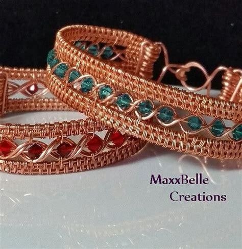 how to make wire weave jewelry best 25 wire weaving ideas on wire weaving