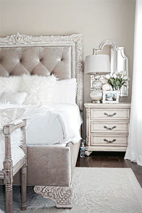 Bedroom Nightstand Decorating Ideas by Stylish Bedroom Inspiration And Nightstand Decor