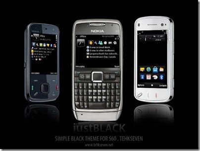 nokia e71 hot themes nokia e71 blog for fanatics just black n900 e72