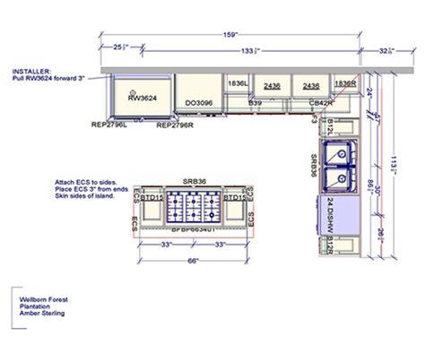 kitchen floor plans freelance kitchen plans kitchen
