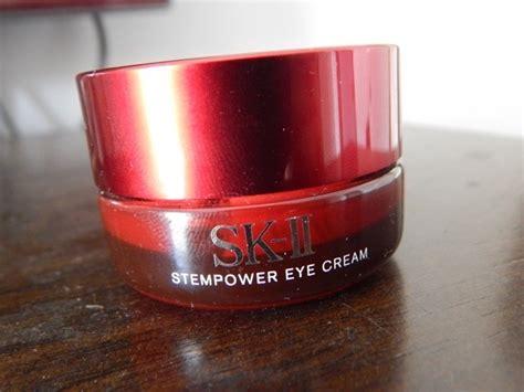 Sk Ii Stempower Eye sk ii stempower eye review