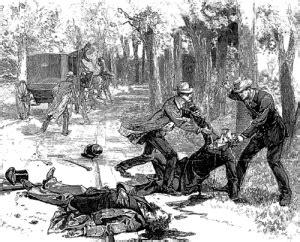 The Park Murders history ireland