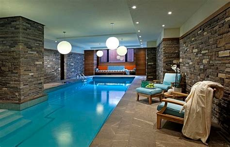 Chalet Bungalow Floor Plans Uk by 50 Indoor Swimming Pool Ideas Taking A Dip In Style