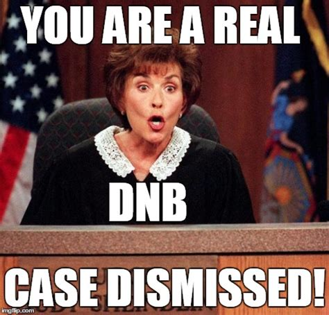 Meme Case - judge judy imgflip