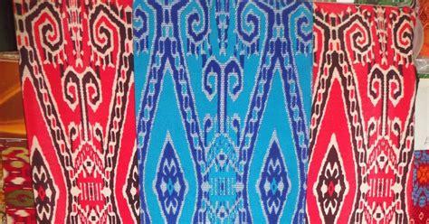 motif dayak sintang batik motif dayak khas kalimantan jual kain batik motif