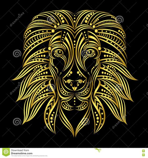 tattoo printer price in india lion painted in ethnic style indian african style
