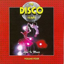 lost for you sixth bands volume 4 books the disco years volume 4 lost in the cd 1992