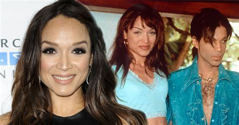 prince s ex wife mayte garcia was the inspiration behind