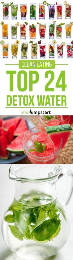 Detox Water Preparation by Detox Infused Water Recipes 1 Lemon Cucumber Mint 2