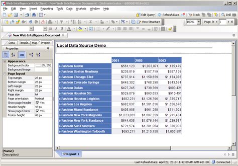 sap bo webi sle reports sap bo webi sle reports 28 images conversion of the