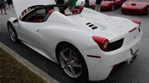 458 white spyder wallpaper 1280x720 8949