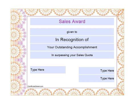 sle templates for award certificates 50 amazing award certificate templates template lab