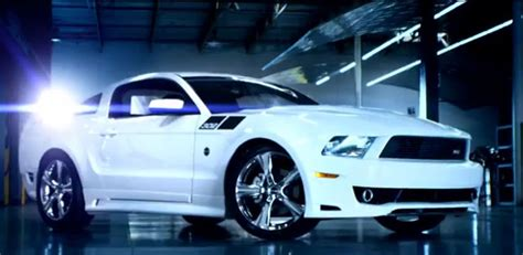 Xsms Wait sms supercars releases mustang commercial stangtv
