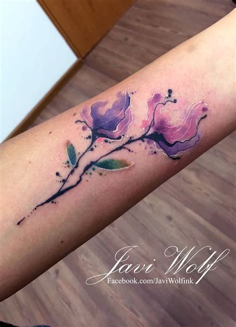 1000 images about my work watercolor tattoos on