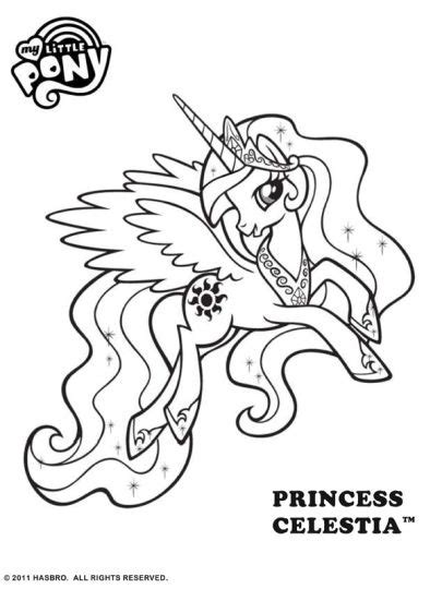 queen celestia coloring page 38 coloring pages of princess celestia queen