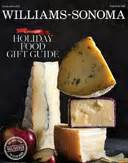 holiday food gift catalogs catalogs williams sonoma