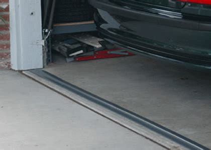 Garage Door Threshold Installation by Our Garage Door Threshold Seal Kit Comes Complete With