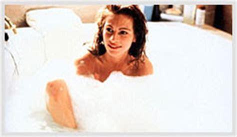 pretty woman bathtub scene haiku of the id the existential bubble bath