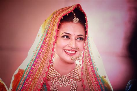 Wedding Album Of Divyanka Tripathi by Divyanka Tripathi Vivek Dahiya Wedding Album In Hd