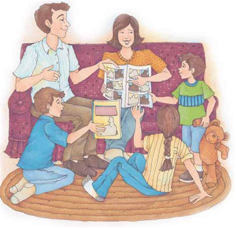 for family home evening lessons ideas
