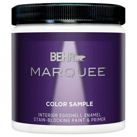 behr paint colors eggshell behr marquee 8 oz base eggshell interior exterior
