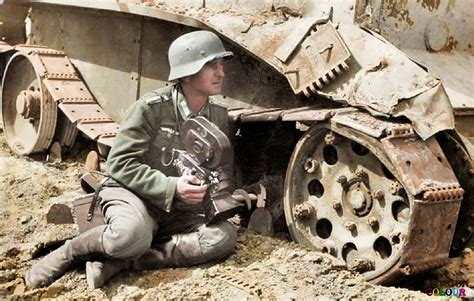 world war ii in color photogrvphy