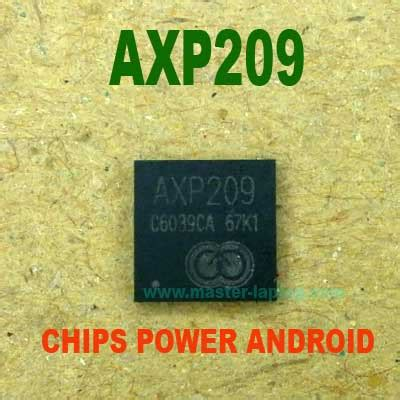 Isl6267hrz axp209 chipset power android