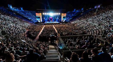 arena di verona posti a sedere festival show 2017 le date dei concerti e gli artisti
