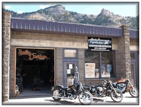 Aspen Valley Harley Davidson by Holthammer Cycles Harley Davidson Restoration Repair And