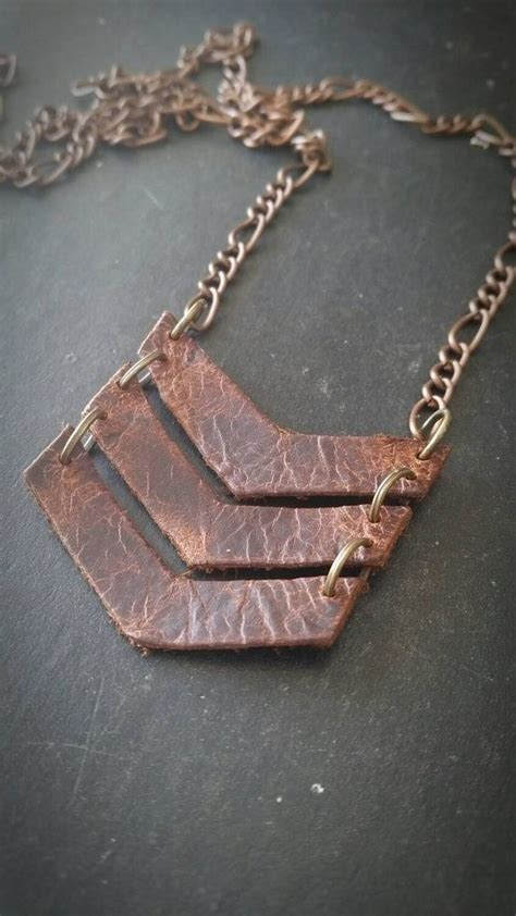 leather jewelry ideas 25 best ideas about leather jewelry on