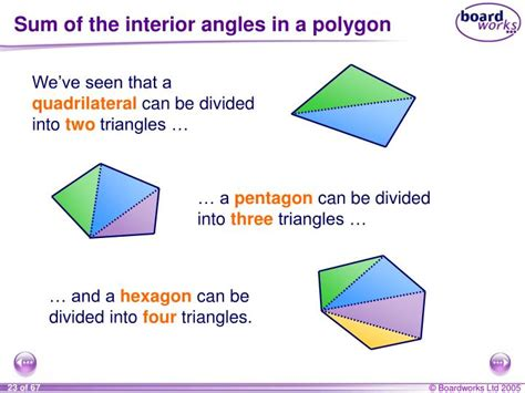 Interior Angles Of A Polygon by Ppt Part 3 Angle Relationships Powerpoint Presentation Id 1040983