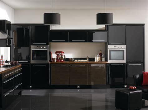 kitchen cabinets 2014 high gloss black cappuccino kitchens modern