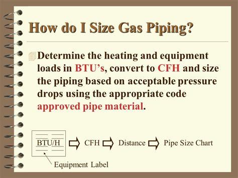 Gas Plumbing Code by Gas Propane Butane Ppt