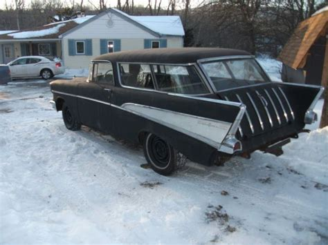 nomad drag car 57 chevy nomad dover n y drag car rat rod project car for