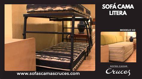 cama litera plegable sof 225 cama litera plegable