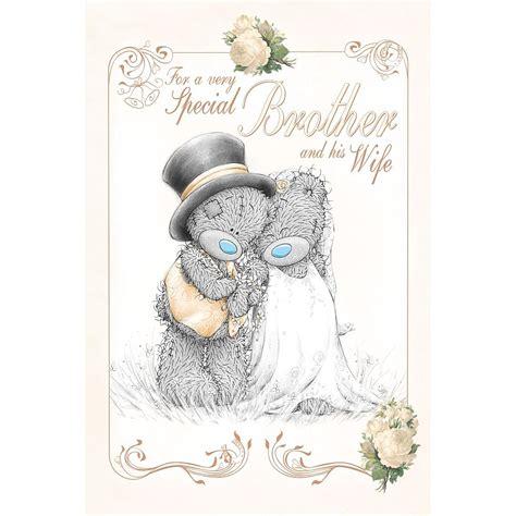 Wedding Card Groom To by Me To You Wedding Cards Groom Husband