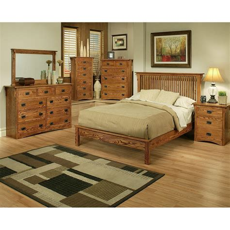 queen size bedroom suites mission oak rake bedroom suite queen size