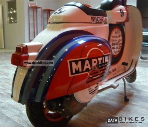 vesper martini racing 1965 vespa ss replica 50cc martini racing