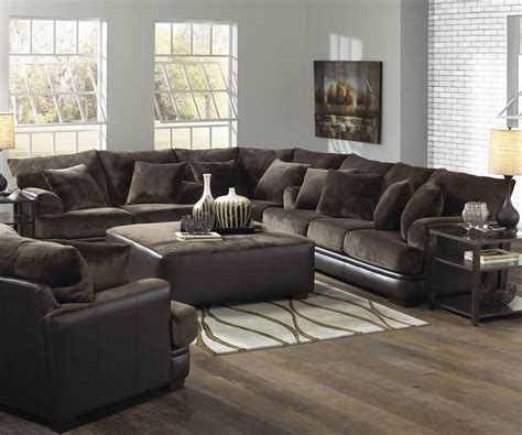 Sectional Sofa In Living Room Amazing Living Room Sectional Sets Designs Sectional Leather Living Room Set U Shaped