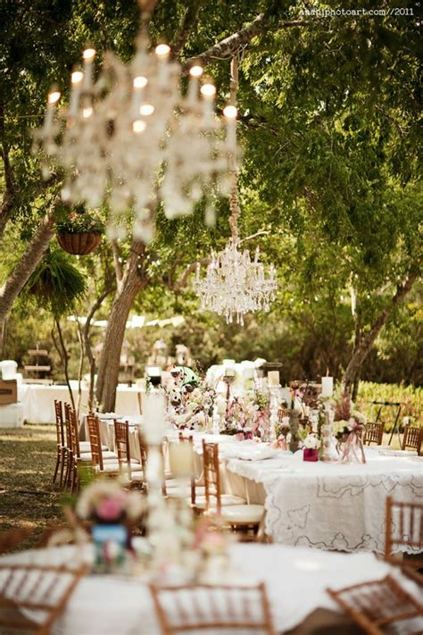 classy backyard wedding outdoor wedding reception decoration ideas weddings by lilly