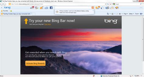 bing toolbar bing bar download