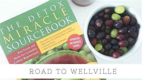 Dr Morse Fruit Detox by Dr Morse Detox Vlog Road To Wellville Day 1
