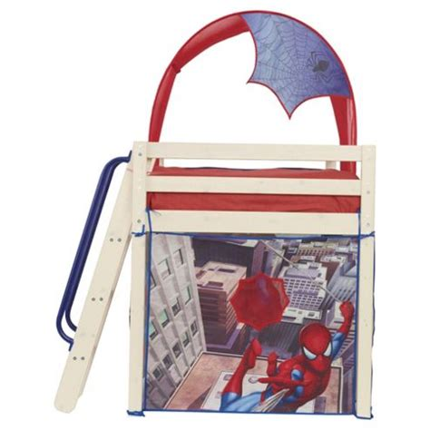 spiderman bed tent buy spiderman midsleeper bed tent pack from our mid high