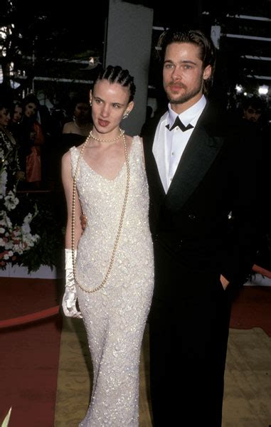 claire forlani and brad pitt relationship cele bitchy scientology tried to recruit brad pitt he