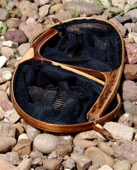 Handmade Fly Fishing Nets - handmade landing nets the new wave tomsutcliffe the