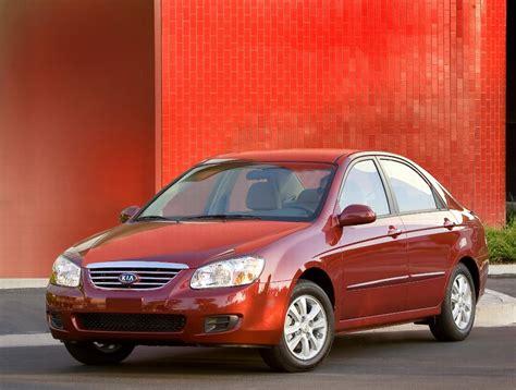 Is A Kia Spectra A Car 2007 Kia Spectra Conceptcarz