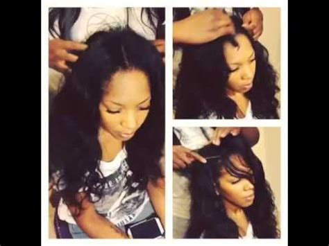 flip over weave 31 best images about show me hair tutorials on pinterest