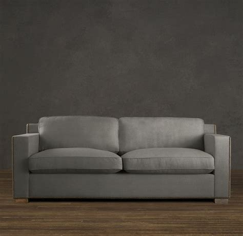 collins sofa restoration hardware 17 best images about sofas on pinterest upholstery