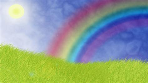 rainbow background rainbow backgrounds wallpaper cave