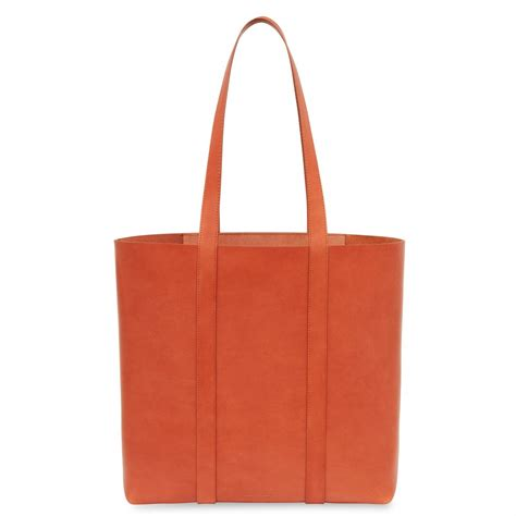 Vegetable Tanned South Tote mansur gavriel launches s bags and apparel